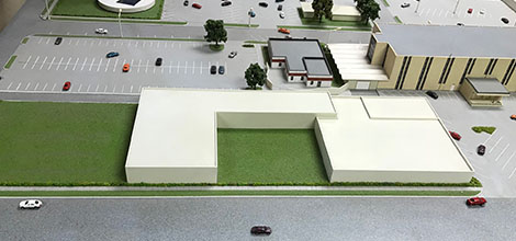 3D Model of Hadley Center