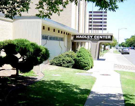 Hadley Center Entrance